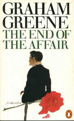 What is the writing style of Graham Greene?